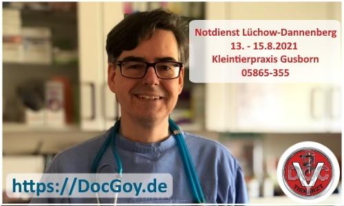 Notdienst Kleintierpraxis Gusborn - DocGoy