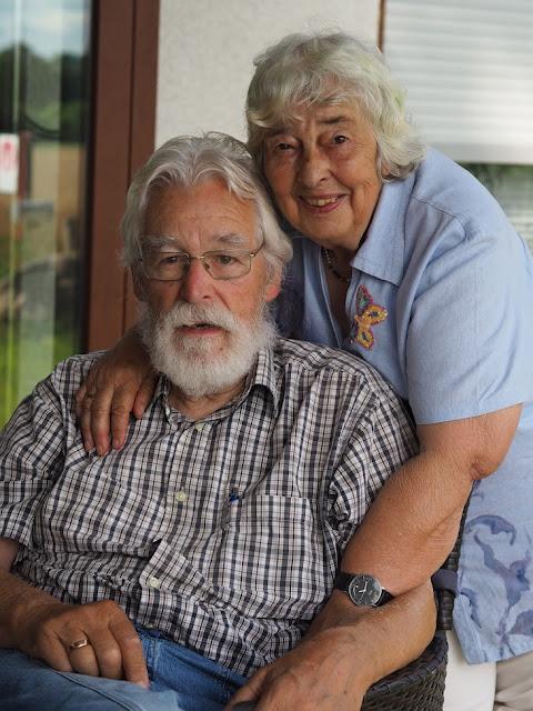 Dr. Goy sen. und Frau